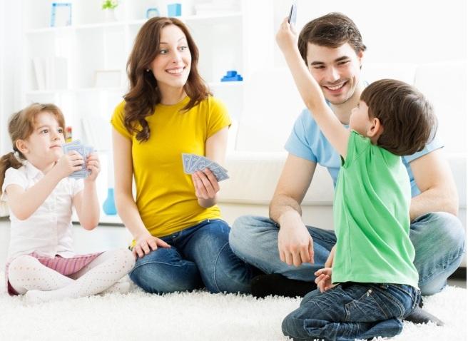 Quelques idées de jeux marrants pour familles