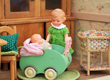 Les jouets d'antan toujours appréciés des enfants