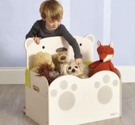 3 astuces pour des jouets bien rangés